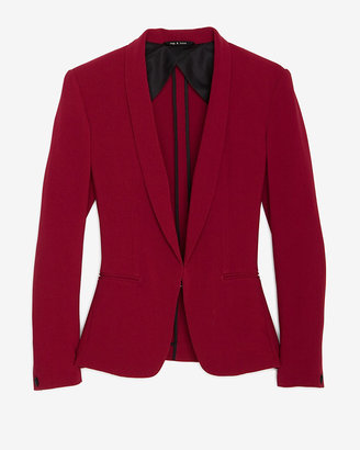 Rag and Bone Rag & Bone Exclusive Sliver Blazer: Red