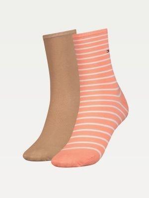 Tommy Hilfiger 2-Pack Stripe Socks