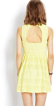 Forever 21 Retro Lace Dress