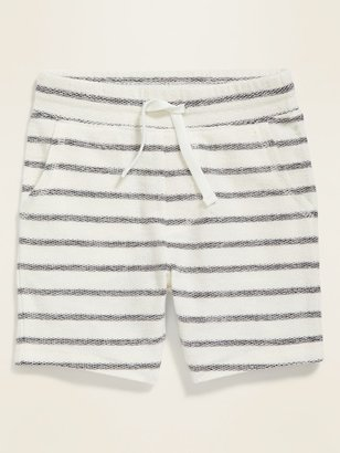 Old Navy Patterned French Terry Shorts for Toddler Boys