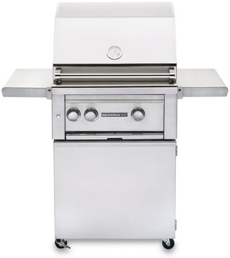 Lynx Sedona by Freestanding Grill