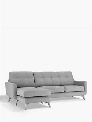 John Lewis & Partners Barbican LHF Chaise End Sofa