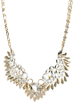 Asos Limited Edition Angel Wing Necklace
