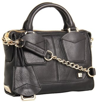 Botkier Ludlow Mini Satchel (Black) - Bags and Luggage