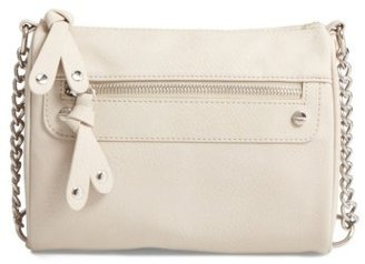 Bp. Double Stud Crossbody Bag - Grey $32 thestylecure.com