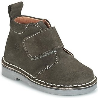 Citrouille et Compagnie ISINI girls's Mid Boots in Grey
