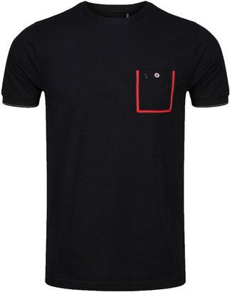 Luke 1977 Dr Dolittle Black T-shirt