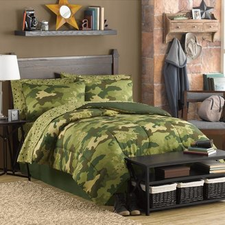 Bed Bath & Beyond Hideout 6-Piece Twin Comforter and Sheet Set