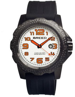 Breed Deep Men's Watch White II