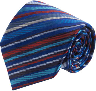 Duchamp Mimic Stripe Tie