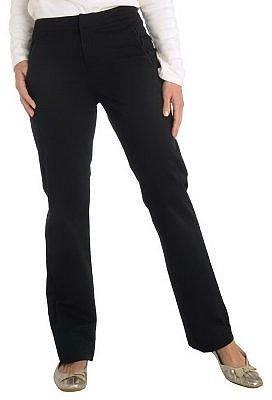 Liz Claiborne New York Jackie Twill Pants with Grosgrain Trim $28.30 thestylecure.com