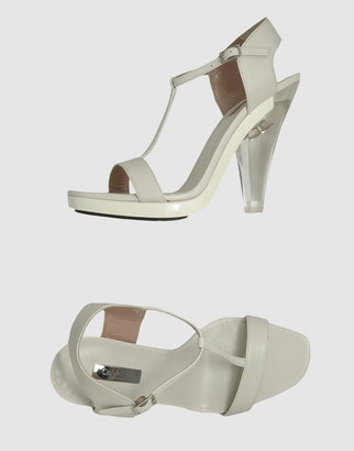 Calvin Klein COLLECTION Platform sandals
