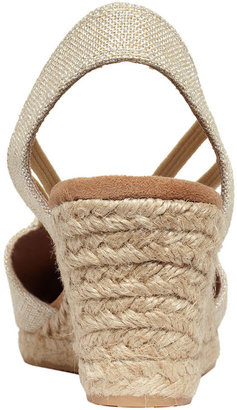 White Mountain Shoes, Serene Wedge Sandals