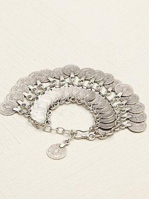 Free People Rize Double Layer Bracelet