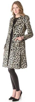 Alice + Olivia Charla Trench Coat