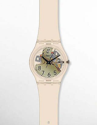 Swatch Melted Minutes Watch