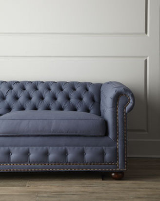 "Old Hickory Tannery Trixie"" Sofa"