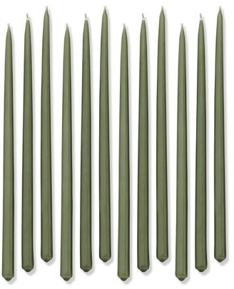 Williams-Sonoma Williams Sonoma Colored Tiny Taper Candles, Set of 12