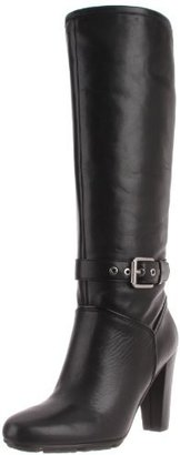 Rockport Women's Jalicia Buckle Knee-High Boot