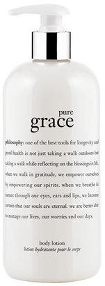 Philosophy 'Pure Grace' Perfumed Body Lotion $37 thestylecure.com
