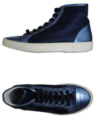 Alessandro Dell'Acqua ROUGE High-top sneaker