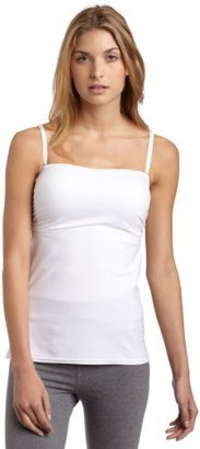 Flexees Women's Fat Free Dressing Strapless Camisole With Foam Cups