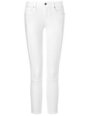 Genetic Denim Snow Soma Cropped Jeans