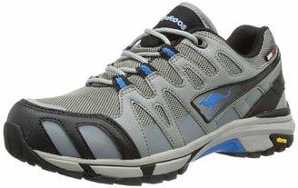 KangaROOS Women's Vojak WP Women Trekking- & Hiking Half-Shoes Gray Size: 6
