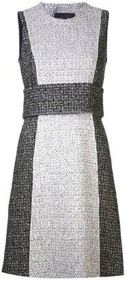 Proenza Schouler sleeveless tweed dress