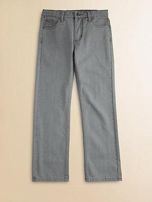 DKNY Boy's Straight Cut Jeans