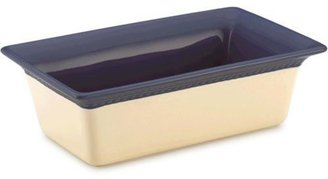 Paula Deen 9x5-in. Southern Gathering Stoneware Loaf Pan, Blueberry