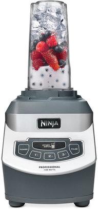 Ninja BL660 Professional Blender with Single-Serve Cups