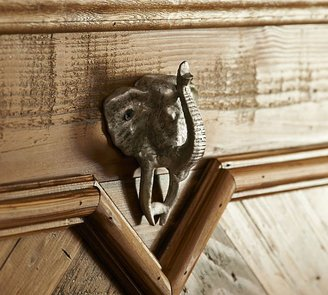 Pottery Barn Elephant Wall-Mount Bottle Opener