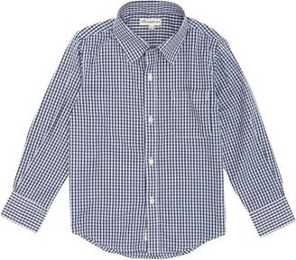 Appaman Long Sleeve Gingham Shirt