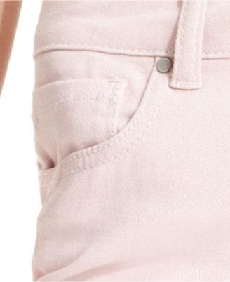DKNY Jeans, Soho Skinny Cropped Colored