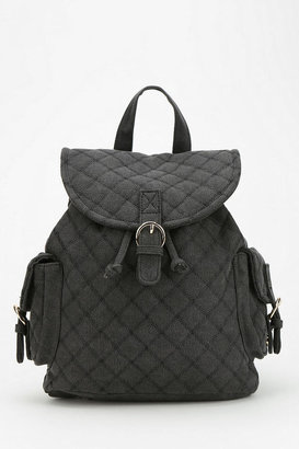 BDG Quilted Canvas Backpack