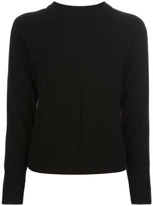 Chloé pleat detail sweater