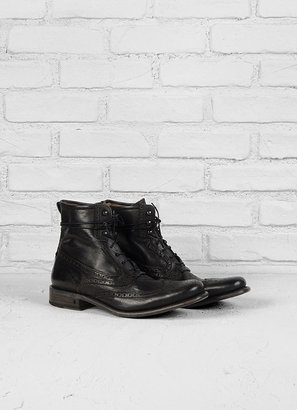 John Varvatos Bowery Wing Tip Boot