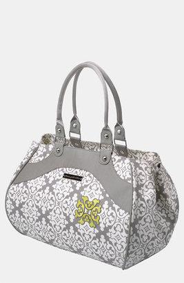 Petunia Pickle Bottom Toddler 'Glazed Weekend' Diaper Bag - Grey