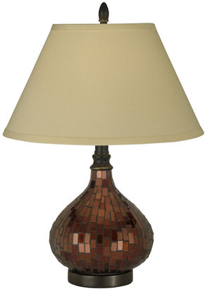 Dale Tiffany Art Glass Modern Table Lamp