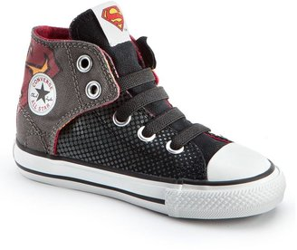 Converse comics high-top sneakers for toddler boys