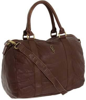 Obey Class Style Duffel (Brown) - Bags and Luggage