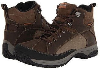 Dunham Lawrence Mudguard Sport Hiker Waterproof (Brown) Men's Hiking Boots