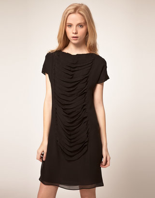 Suzie Wong Silk Shift Dress