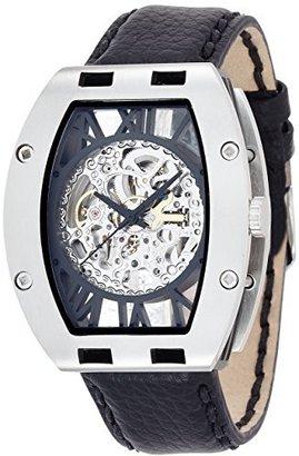 Arca [アルカフトゥーラ FUTURA 腕時計 自動巻き 22272SKBK メンズ