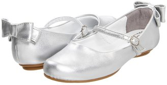 Pampili 10.190 (Toddler/Little Kid/Big Kid) (Silver) - Footwear