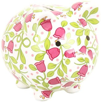 Vera Bradley Lil' Piggy Bank (Lilli Bell) - Accessories