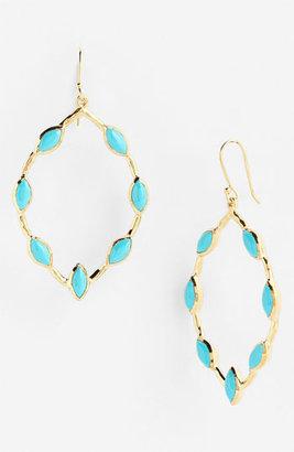 Melinda Maria 'Nicole' Open Drop Earrings