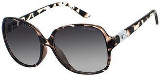 Liz Claiborne Funky Square-Frame Sunglasses