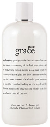 Philosophy 'Pure Grace' Shampoo, Bath & Shower Gel $17.50 thestylecure.com